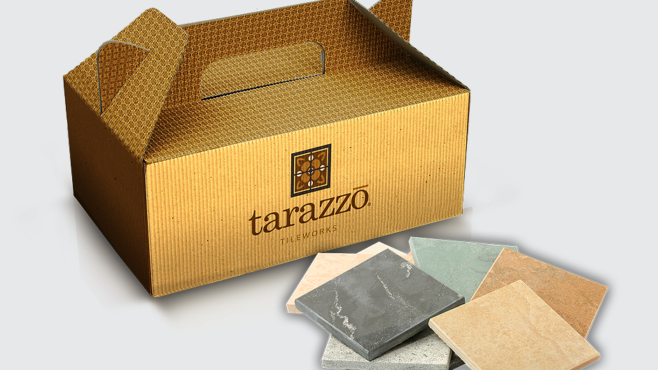 Tarazzo Tileworks Product Box