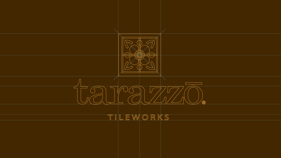 Tarazzo Tileworks Logo Framework